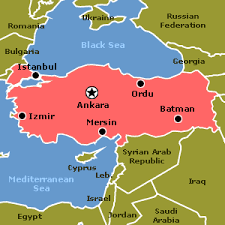 Tyrkiet 1