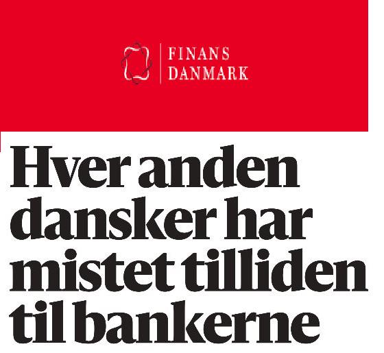 FinansDanmark Tillid