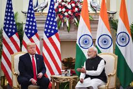 Trump Indien