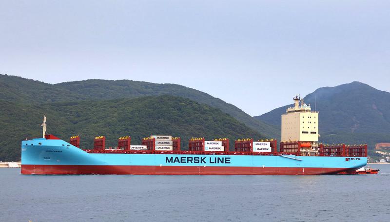 MRV-regler Maersk