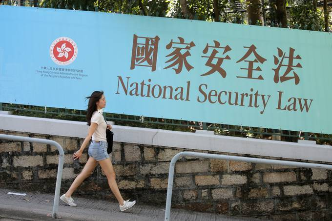 National Security Law Hongkong