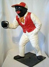 Jockey-figur