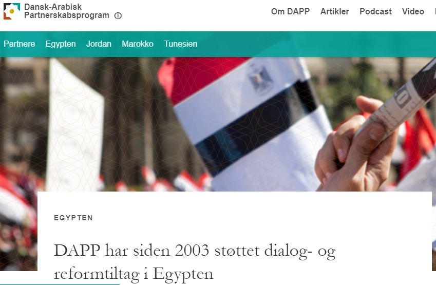 DAPP Egypten