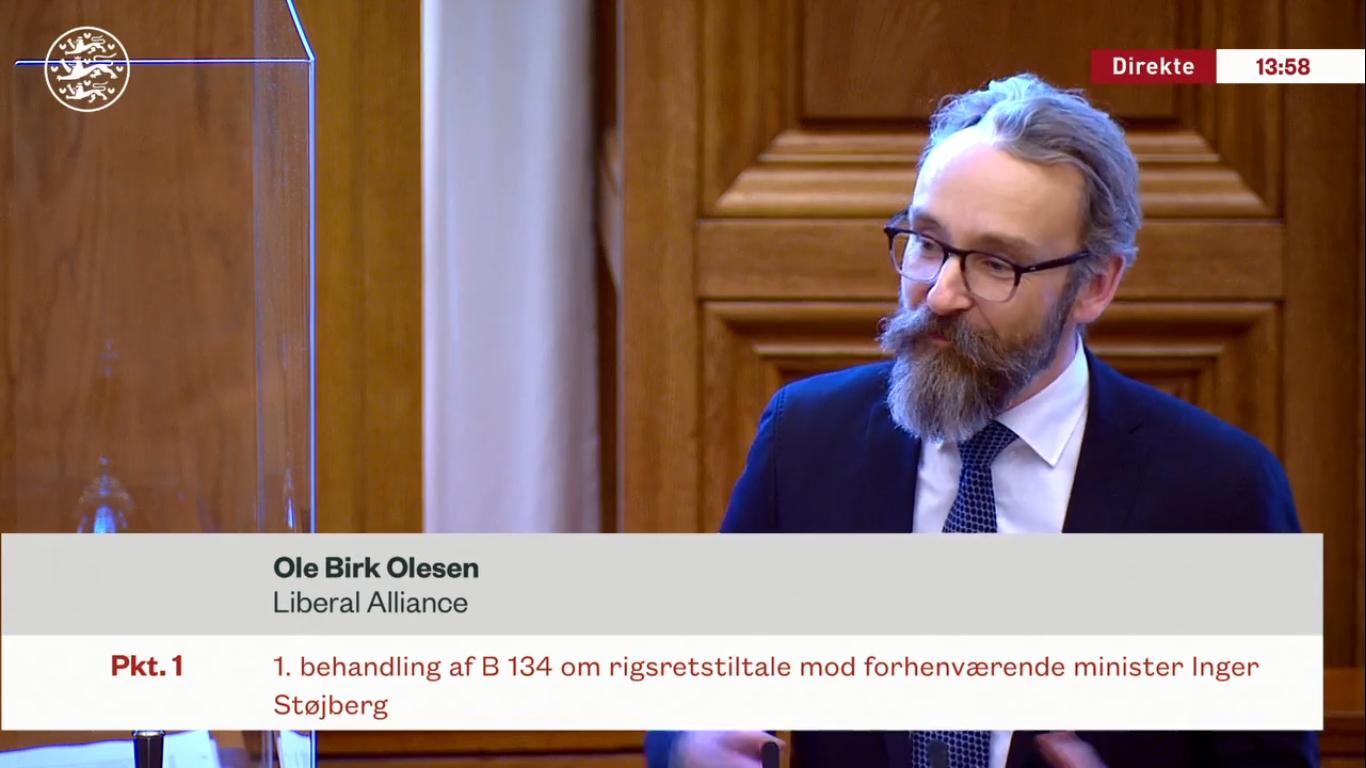 Ole Birk Olesen 28.1.21
