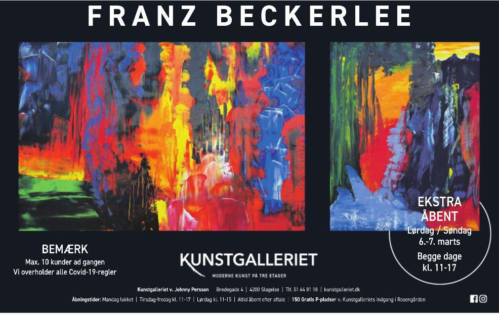 Franz Beckerlee