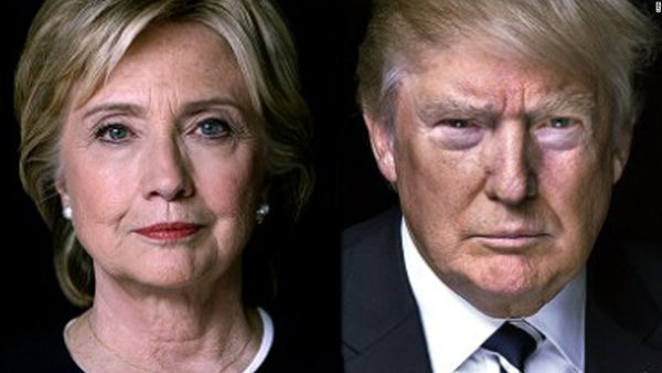 Hillary Rodham Clinton Donald J. Trump