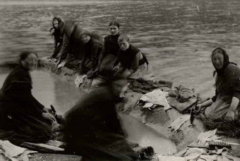 Fiskeriet har altid været vigtig for Færøernes økonomi.