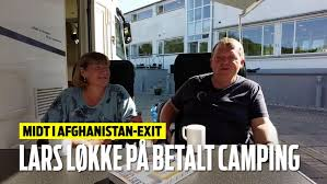 Lars Løkke camping
